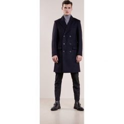Płaszcze przejściowe męskie: Essentiel Antwerp ICEBERG Płaszcz wełniany /Płaszcz klasyczny dark blue