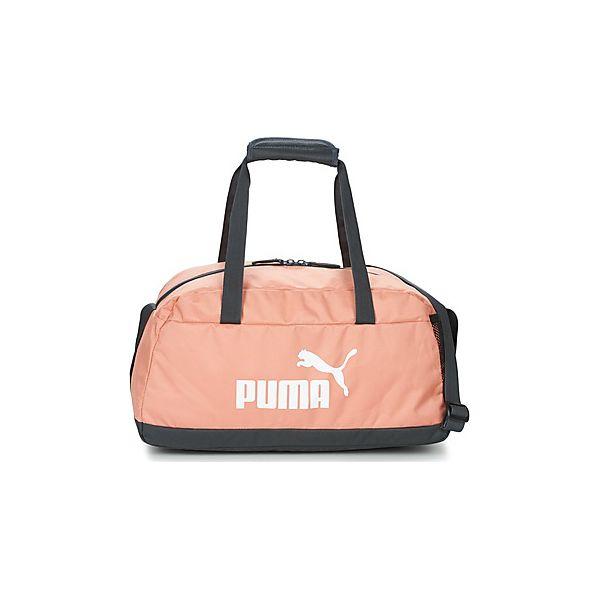 f883d27c9b846 Torby sportowe Puma PUMA PHASE SPORT BAG - Różowe torebki klasyczne ...