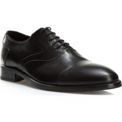 Buty męskie BM-B-578-1. Czarne buty wizytowe męskie marki Wittchen. Za 899,00 zł.
