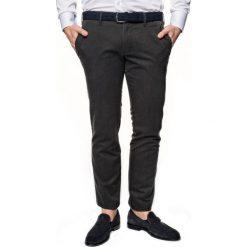 Spodnie moros 214 grafit slim fit. Szare rurki męskie marki Recman, m, z długim rękawem. Za 219,00 zł.