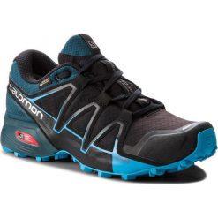 Buty SALOMON - Speedcross Vario 2 Gtx GORE-TEX 404673 27 V0 Black/Reflecting Pond/Hawaiian Surf. Czarne buty do biegania męskie marki Camper, z gore-texu, gore-tex. W wyprzedaży za 449,00 zł.