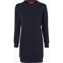 Bluzy damskie: Derbe - Damska bluza nierozpinana – Patty, niebieski