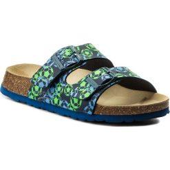 Sandały chłopięce: Klapki SUPERFIT - 2-00111-83 D Ocean Multi