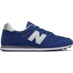 Buty New Balance 373 (ML373BLU). Niebieskie buty skate męskie New Balance, z materiału, New Balance 373. Za 199,99 zł.