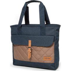 """Torebka """"Flail"""" w kolorze niebieskim - 36 x 33 x 12 cm. Niebieskie torby na laptopa marki Eastpak, z materiału. W wyprzedaży za 173,95 zł."""