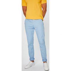 U.S. Polo - Spodnie. Szare rurki męskie marki U.S. Polo, z bawełny. W wyprzedaży za 359,90 zł.