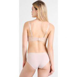 Biustonosze bardotka: Calvin Klein Underwear SEDUCTIVE COMFORT STRAPLESS BRA Biustonosz bardotka beige