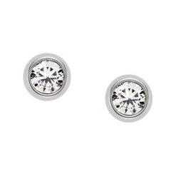 Kolczyki damskie: Kolczyki Fossil Fashion JF02554040