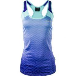 Hi-tec Koszulka damska Lady Mazo Aqua Splash r. L. Niebieskie bluzki asymetryczne Hi-tec, l. Za 79,99 zł.