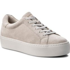 Sneakersy VAGABOND - Jessie 4424-040-24 Salt. Brązowe sneakersy damskie marki Vagabond, z materiału. W wyprzedaży za 299,00 zł.