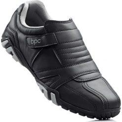 Buty wsuwane bonprix czarny. Czarne buty skate męskie bonprix. Za 74,99 zł.