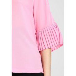 Bluzki asymetryczne: b.young FAE BLOUSE Bluzka bubble gum pink