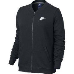 Bluzy damskie: Nike Bluza damska Sportswear Fleece czarna r.S (829401-010)