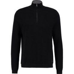 Kardigany męskie: BOSS ATHLEISURE ZOTE Sweter black