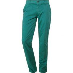 Rurki męskie: BOSS CASUAL SLIM Spodnie materiałowe open green
