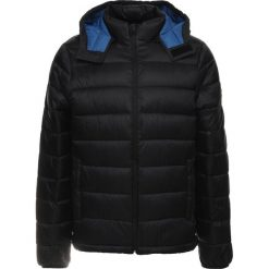 Abercrombie & Fitch PUFFER HOOD Kurtka przejściowa black. Niebieskie kurtki męskie przejściowe marki Abercrombie & Fitch. Za 759,00 zł.