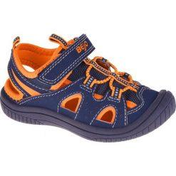 Sandały chłopięce: BEJO Sandały Dziecięce Silma Kids Navy/Orange r. 27