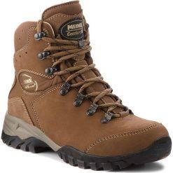 Trekkingi MEINDL - Meran Lady 5133 Braun 10. Brązowe buty trekkingowe damskie MEINDL. W wyprzedaży za 799,00 zł.