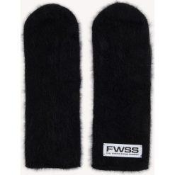 Rękawiczki damskie: FWSS Rękawiczki z jednym palcem Talk About – Black