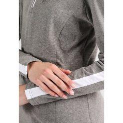 Icepeak NESSA Bluzka z długim rękawem khaki. Szare topy sportowe damskie Icepeak, z bawełny, z długim rękawem. W wyprzedaży za 135,20 zł.
