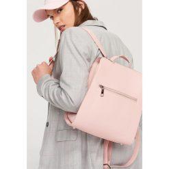 Plecak - Różowy - 2
