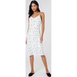 Sukienki: Just Female Sukienka na ramiączkach Laura - White,Multicolor