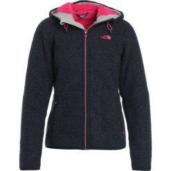 The North Face ZERMATT Kurtka z polaru mottled dark blue/pink. Różowe kurtki sportowe damskie marki The North Face, m, z nadrukiem, z bawełny. W wyprzedaży za 454,35 zł.