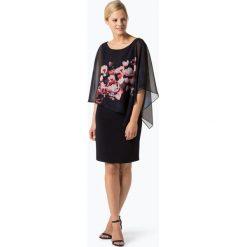 Vera Mont Collection - Sukienka damska, czerwony. Czerwone sukienki balowe Vera Mont Collection, w kwiaty, z szyfonu. Za 599,95 zł.
