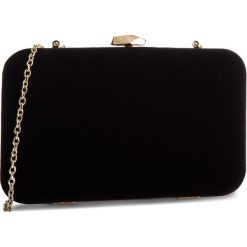 Torebka COCCINELLE - C91 Box Velvet E1 C91 12 16 01 Noir 001. Czarne torebki klasyczne damskie Coccinelle, z materiału. Za 699,90 zł.