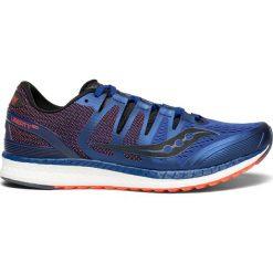 Buty do biegania męskie SAUCONY LIBERTY ISO S20410-35. Szare buty do biegania męskie marki Saucony, z materiału. Za 699,00 zł.