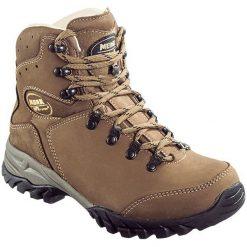 Buty trekkingowe damskie: MEINDL Buty damskie Meran Lady brązowe r. 40 (5133-10)