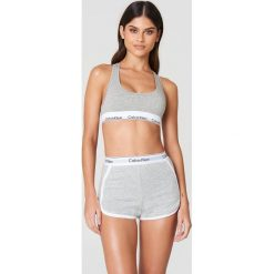Bermudy damskie: Calvin Klein Szorty Sleep – Grey