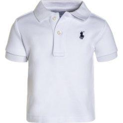 Polo Ralph Lauren BOY BABY Koszulka polo white. Białe t-shirty chłopięce Polo Ralph Lauren, z bawełny. Za 129,00 zł.