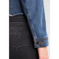 Bomberki damskie: JDY JDYANNIE JACKET Kurtka jeansowa medium blue denim