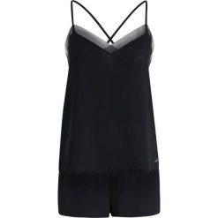 Piżamy damskie: Calvin Klein Underwear GIFT CAMI SHORT SET Piżama black