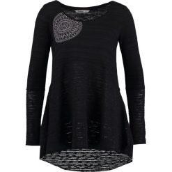 Bluzki asymetryczne: Desigual NOELIA Bluzka z długim rękawem black