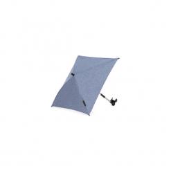 Mutsy  Parasol przeciwsłoneczny i2 Farmer Sky - niebieski. Niebieskie parasole Mutsy. Za 190,00 zł.