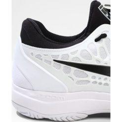 Buty do tenisa męskie: Nike Performance AIR ZOOM CAGE 3 HC Obuwie do tenisa Outdoor white/black