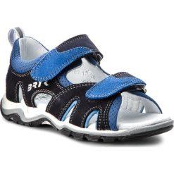 Sandały chłopięce: Sandały BARTEK – 16187-3/1PI Niebieski