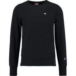 Champion Reverse Weave CREWNECK Bluza black. Czarne bluzy damskie Champion Reverse Weave, xl, z bawełny. Za 379,00 zł.