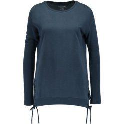 Bluzy rozpinane damskie: Majestic Bluza admiral blue