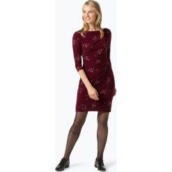 LAUREN RALPH LAUREN - Sukienka damska, czerwony. Czerwone sukienki z falbanami Lauren Ralph Lauren, z materiału. Za 599,95 zł.