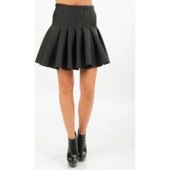 Odzież damska: Spódnica Isabel Queen w kolorze czarnym