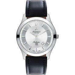 Biżuteria i zegarki męskie: Zegarek Atlantic Męski Seahunter 71360.41.21 Szafirowe szkło