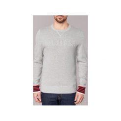 Swetry Tommy Hilfiger  FALCO. Niebieskie swetry klasyczne męskie marki Adidas, m. Za 495,20 zł.