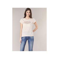 T-shirty z krótkim rękawem Le Temps des Cerises  POWOREO. Czerwone t-shirty damskie Le Temps Des Cerises, l. Za 127,20 zł.