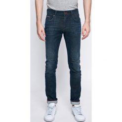 Tommy Hilfiger - Jeansy. Niebieskie jeansy męskie relaxed fit TOMMY HILFIGER, z bawełny. W wyprzedaży za 399,90 zł.