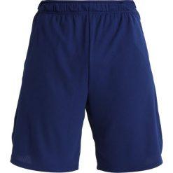 Bermudy męskie: Nike Performance DRY SHORT 4.0 Krótkie spodenki sportowe blue void/black