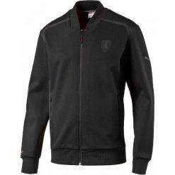 Bejsbolówki męskie: Puma Bluza Męska Ferrari Sweat Jacket Moonless Night S