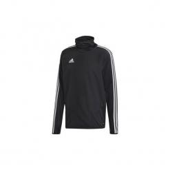 Polary adidas  Bluza Tiro 19 Warm. Czarne bluzy męskie marki Adidas, m. Za 269,00 zł.